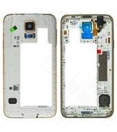 Mainframe für G900F Samsung Galaxy S5 - gold