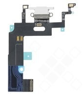 Charging Port + Flex für Apple iPhone XR - white