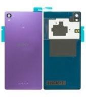 Akkudeckel / Backcover purple NFC für Sony Xperia Z3