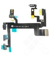 Flex Side Key + Bracket für Apple iPhone 5S