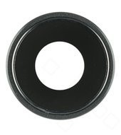 Camera Lens + Bezel für Apple iPhone XR - black
