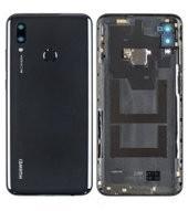 Battery Cover + Fingerprint für POT-L21, POT-LX1 Huawei P Smart (2019) - midnight black