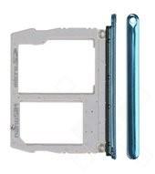SIM Tray für X420 LG K40 - new moroccan blue