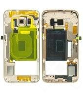 Main Frame für G925F Samsung Galaxy S6 Edge - gold
