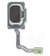 Home Button für G960F, G965F Samsung Galaxy S9, S9+ - titanium grey