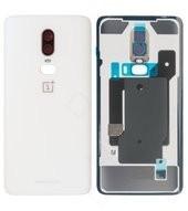 Battery Cover für A6000, A6003 OnePlus 6 - silk white