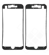 LCD Frame für Apple iPhone 7 - black