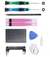 JIAFA 9 in 1 Battery Repair Tool Set für Apple iPhone SE, S, 5C, 5