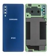 Battery Cover für A750F Samsung Galaxy A7 (2018) Duos - blue