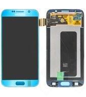 LCD + Touch für G920F Samsung Galaxy S6 - blue