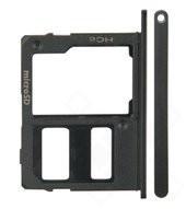 SD Tray für J600F Samsung Galaxy J6 Hybrid - black