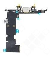 Charging Port + Microphone + Flex für Apple iPhone 8 Plus - silver