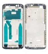 Middle Frame für XT1922 Motorola Moto G6 Play - flash grey