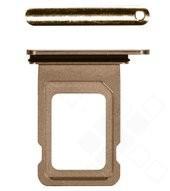 SIM Tray für A2218 Apple iPhone 11 Pro Max - gold