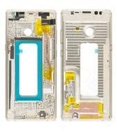 Front Frame für N950F, N950FD Samsung Galaxy Note 8, Note DUAL - maple gold