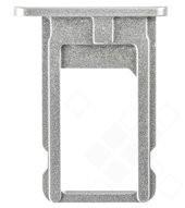 SIM Tray für Apple iPhone 6 - silver white