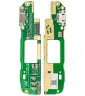 Charging Connector + Microphone für HTC Desire 816G