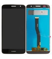 Display (LCD + Touch) für Huawei Nova Plus - Titanium Grey