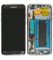 LCD + Touch für G935F Samsung Galaxy S7 Edge - black