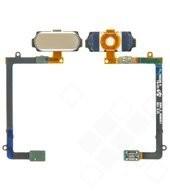 Home button für G925F Samsung Galaxy S6 Edge - gold