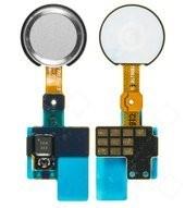 Home Button Flex für H850, H840 LG G5, G5 SE - silver
