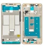 Front Frame für BLA-L09, BLA-L29 Huawei Mate 10 Pro - pink gold