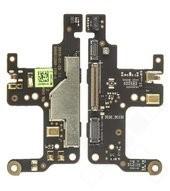 Charging Port + Microphone + Flex für HTC U12+