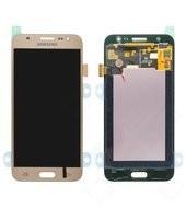 Display (LCD + Touch) für J500F Samsung Galaxy J5 - gold