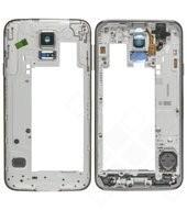 Main Frame für G903F Samsung Galaxy S5 Neo - silver