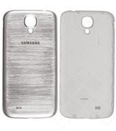 Battery Cover für I9506 Samsung Galaxy S4 LTE - silver