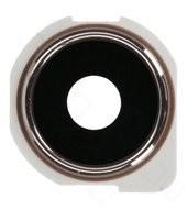 Camera Lens + Bezel für M700 LG Q6 - silver