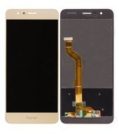 Display (LCD + Touch) für Huawei Honor 8 - gold