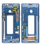 Front Frame für N950F, N950FD Samsung Galaxy Note 8, Note DUAL - deep sea blue
