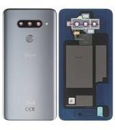 Battery Cover für V405 LG V40 - new platinum grey