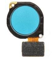 Fingerprint Sensor + Flex für MAR-L01A, MAR-L21A, MAR-LX1A Huawei P30 Lite - peacock blue