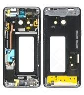 Main Frame für G960F/DS Samsung Galaxy S9 - midnight black