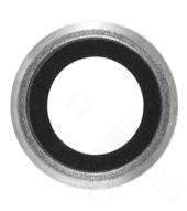 Kameraring white für Apple iPhone 6, 6s