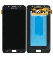LCD + Touch für J710F Samsung Galaxy J7 2016 - black