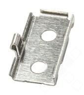 Home button flex cable connector bracket für iPhone 5S, SE