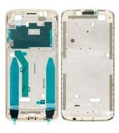 Middle Frame für XT1922 Motorola Moto G6 Play - gold