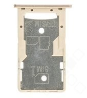 SIM Tray für Xiaomi Redmi 4A - gold