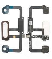 Fingerprint Sensor + Flex für Huawei Mate 9 Pro - white