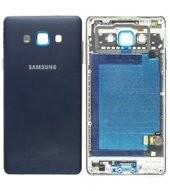 Battery Cover + Mainframe für Samsung Galaxy A7 - black