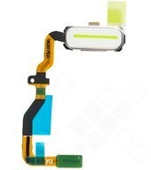 Home Button + Flex Cable für G930F Samsung Galaxy S7 - white