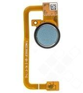 Fingerprint Sensor + Flex für (H3113, H4113) Sony Xperia XA2, XA2 Ultra - blue