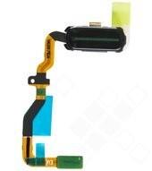 Home Button + Flex Cable für G930F Samsung Galaxy S7 - black