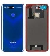 Battery Cover + Fingerprint für PCT-L29B Honor View 20 - sapphire blue