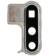 Camera Lens + Bezel für VOG-L29, VOG-L09, VOG-L04 Huawei P30 Pro - pearl white