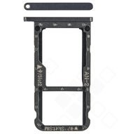 SIM / SD Tray für ANE-L21 Huawei P20 lite Dual - midnight black