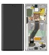 Display (LCD + Touch) + Frame für N970F Samsung Galaxy Note 10 - aura white